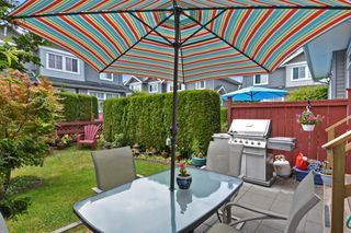 "Photo 19: 37 16760 61 Avenue in Surrey: Cloverdale BC Townhouse for sale in ""HARVEST LANDING"" (Cloverdale)  : MLS®# R2282376"