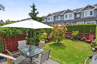 "Photo 18: 37 16760 61 Avenue in Surrey: Cloverdale BC Townhouse for sale in ""HARVEST LANDING"" (Cloverdale)  : MLS®# R2282376"