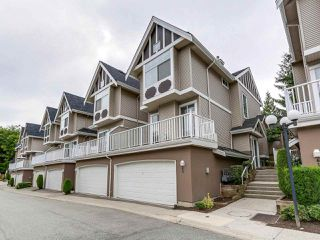 """Photo 1: 62 7488 MULBERRY Place in Burnaby: The Crest Townhouse for sale in """"SIERRA RIDGE"""" (Burnaby East)  : MLS®# R2288047"""