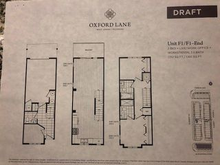 """Photo 3: 8 4588 DUBBERT Street in Richmond: West Cambie Townhouse for sale in """"Oxford Lane"""" : MLS®# R2290295"""