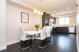 """Photo 7: 8 4588 DUBBERT Street in Richmond: West Cambie Townhouse for sale in """"Oxford Lane"""" : MLS®# R2290295"""
