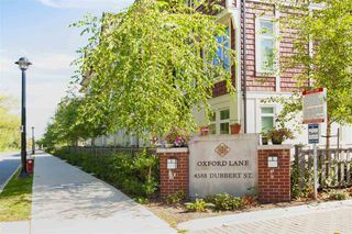 """Photo 1: 8 4588 DUBBERT Street in Richmond: West Cambie Townhouse for sale in """"Oxford Lane"""" : MLS®# R2290295"""