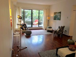 "Photo 7: 104 4194 MAYWOOD Street in Burnaby: Metrotown Condo for sale in ""PARK AVENUE TOWERS"" (Burnaby South)  : MLS®# R2290623"