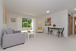 Photo 1: 110 2055 SUFFOLK Avenue in Port Coquitlam: Glenwood PQ Condo for sale : MLS®# R2295387