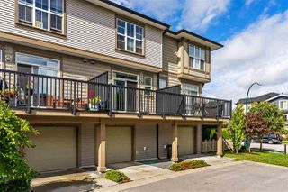 "Main Photo: 90 14838 61 Avenue in Surrey: Sullivan Station Townhouse for sale in ""Sequoia"" : MLS®# R2309652"