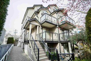 Photo 2: 308 755 W 15TH Avenue in Vancouver: Fairview VW Townhouse for sale (Vancouver West)  : MLS®# R2309948