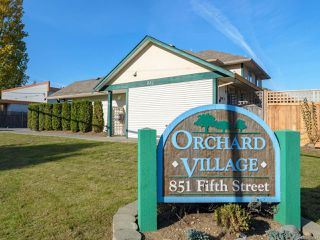Photo 34: 5C 851 5th St in COURTENAY: CV Courtenay City Row/Townhouse for sale (Comox Valley)  : MLS®# 800448