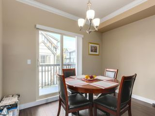 "Photo 4: 13 9688 KEEFER Avenue in Richmond: McLennan North Townhouse for sale in ""CHELSEA ESTATES"" : MLS®# R2319779"
