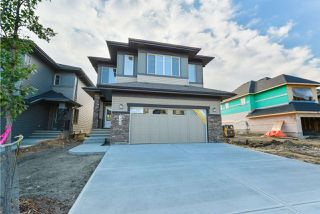Main Photo:  in Edmonton: Zone 56 House for sale : MLS®# E4135121