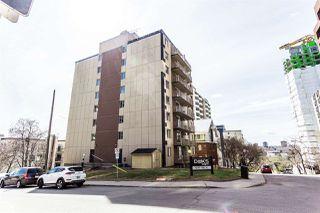 Main Photo: 604 9747 106 Street in Edmonton: Zone 12 Condo for sale : MLS®# E4135579