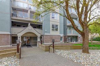Photo 3: 207 2710 Grosvenor Road in VICTORIA: Vi Oaklands Condo Apartment for sale (Victoria)  : MLS®# 401817