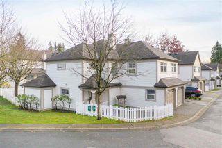 "Main Photo: 64 16318 82 Avenue in Surrey: Fleetwood Tynehead Townhouse for sale in ""Hazelwood Lane"" : MLS®# R2325983"