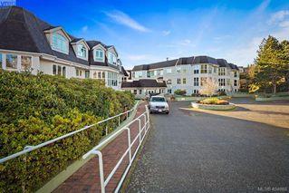 Photo 1: 414 1521 Church Avenue in VICTORIA: SE Cedar Hill Condo Apartment for sale (Saanich East)  : MLS®# 404988