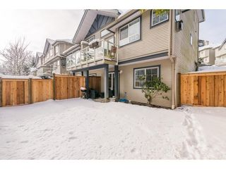 "Photo 18: 1 11229 232 Street in Maple Ridge: East Central Townhouse for sale in ""FOXFIELD"" : MLS®# R2340278"