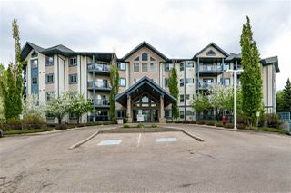 Main Photo: 411 100 Foxhaven Drive: Sherwood Park Condo for sale : MLS®# E4144100