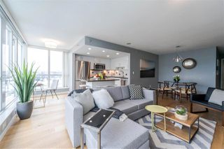 "Photo 3: 1901 120 MILROSS Avenue in Vancouver: Mount Pleasant VE Condo for sale in ""THE BRIGHTON"" (Vancouver East)  : MLS®# R2341532"