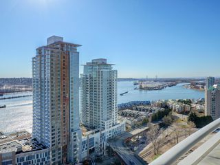 "Photo 19: 2701 892 CARNARVON Street in New Westminster: Downtown NW Condo for sale in ""Azure II"" : MLS®# R2345911"