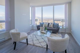 """Photo 1: 2706 6638 DUNBLANE Avenue in Burnaby: Metrotown Condo for sale in """"MODORI"""" (Burnaby South)  : MLS®# R2346023"""