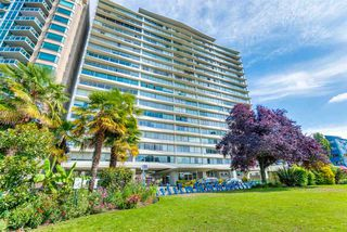 """Photo 3: 1201 1835 MORTON Avenue in Vancouver: West End VW Condo for sale in """"OCEAN TOWERS"""" (Vancouver West)  : MLS®# R2351386"""