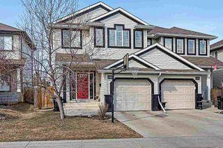 Main Photo: 146 SUMMERTON Crescent: Sherwood Park House Half Duplex for sale : MLS®# E4151587