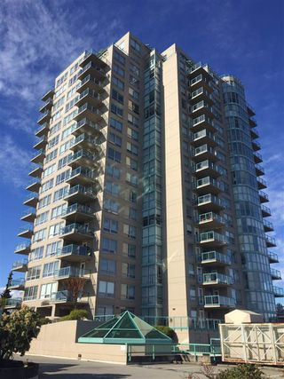"""Main Photo: 1703 612 SIXTH Street in New Westminster: Uptown NW Condo for sale in """"THE WOODWARD"""" : MLS®# R2360915"""