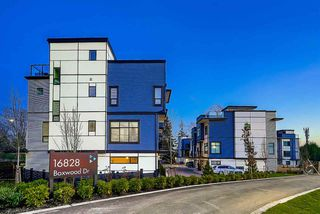 """Main Photo: 21 16828 BOXWOOD Drive in Surrey: Fleetwood Tynehead Townhouse for sale in """"Crest"""" : MLS®# R2364970"""