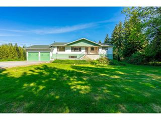 Main Photo: 14220 RIPPINGTON Road in Pitt Meadows: North Meadows PI House for sale : MLS®# R2368405