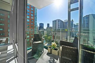 "Main Photo: 1110 1028 BARCLAY Street in Vancouver: West End VW Condo for sale in ""PATINA"" (Vancouver West)  : MLS®# R2369160"