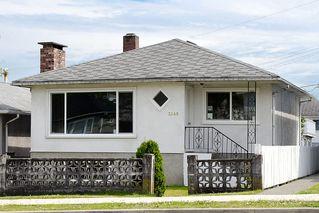 Photo 1: 3348 Napier Street in Vancouver: Home for sale : MLS®# V899569