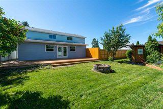 Photo 28: 2219 MILLBOURNE Road W in Edmonton: Zone 29 House for sale : MLS®# E4162225