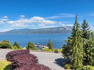 Photo 2: 3717 Marine Vista in COBBLE HILL: ML Cobble Hill House for sale (Malahat & Area)  : MLS®# 818374