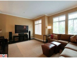 Photo 3: 49 15151 34TH Ave in South Surrey White Rock: Morgan Creek Home for sale ()  : MLS®# F1301341