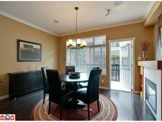 Photo 4: 49 15151 34TH Ave in South Surrey White Rock: Morgan Creek Home for sale ()  : MLS®# F1301341