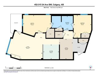 Photo 31: 452 315 24 Avenue SW in Calgary: Mission Apartment for sale : MLS®# A1012661