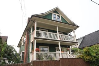 Photo 1: 2841 FRASER Street in Vancouver: Mount Pleasant VE House Duplex for sale (Vancouver East)  : MLS®# R2499045