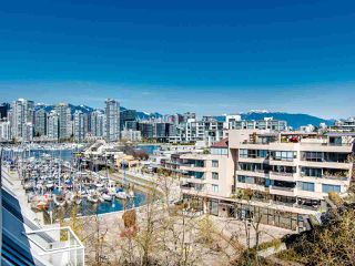 "Main Photo: 303 673 MARKET Hill in Vancouver: False Creek Townhouse for sale in ""MARKET HILL TERRACE"" (Vancouver West)  : MLS®# R2509909"