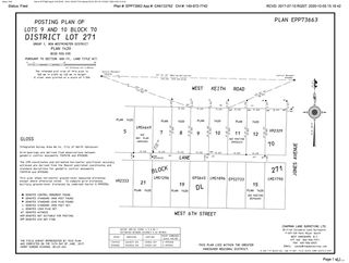 Photo 3: 425 W KEITH Road in North Vancouver: Central Lonsdale Land for sale : MLS®# R2518214