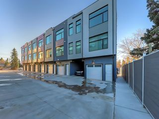 Photo 31: 115 408 27 Avenue NE in Calgary: Winston Heights/Mountview Row/Townhouse for sale : MLS®# A1054803