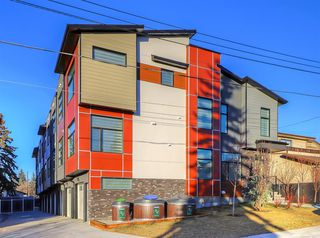 Photo 33: 115 408 27 Avenue NE in Calgary: Winston Heights/Mountview Row/Townhouse for sale : MLS®# A1054803