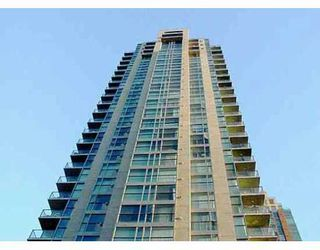 """Main Photo: 2001 928 RICHARDS ST in Vancouver: Downtown VW Condo for sale in """"THE SAVOY"""" (Vancouver West)  : MLS®# V573214"""