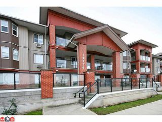 "Photo 1: 305 19774 56TH Avenue in Langley: Langley City Condo for sale in ""MADISON"" : MLS®# F1118288"
