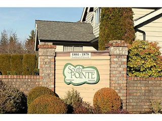 "Photo 13: 1 1804 SOUTHMERE Crescent in Surrey: Sunnyside Park Surrey Townhouse for sale in ""Southpointe"" (South Surrey White Rock)  : MLS®# F1400793"