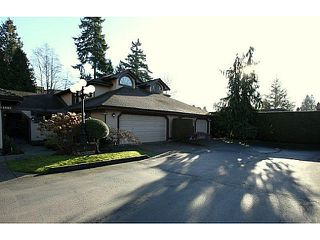 "Photo 1: 1 1804 SOUTHMERE Crescent in Surrey: Sunnyside Park Surrey Townhouse for sale in ""Southpointe"" (South Surrey White Rock)  : MLS®# F1400793"