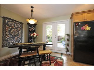 "Photo 9: 1112 IRONWORK PASSAGE in Vancouver: False Creek Townhouse for sale in ""Spruce Village"" (Vancouver West)  : MLS®# V1044373"