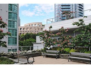 "Photo 19: 707 821 CAMBIE Street in Vancouver: Downtown VW Condo for sale in ""Raffles"" (Vancouver West)  : MLS®# V1044457"