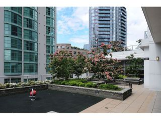 "Photo 18: 707 821 CAMBIE Street in Vancouver: Downtown VW Condo for sale in ""Raffles"" (Vancouver West)  : MLS®# V1044457"