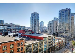 "Photo 15: 707 821 CAMBIE Street in Vancouver: Downtown VW Condo for sale in ""Raffles"" (Vancouver West)  : MLS®# V1044457"