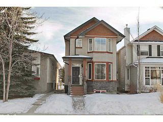 Main Photo: 2029 6 Avenue NW in CALGARY: West Hillhurst Residential Detached Single Family for sale (Calgary)  : MLS®# C3600381