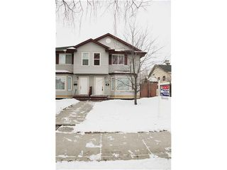 Photo 1: 6217 18A Street SE in CALGARY: Ogden_Lynnwd_Millcan Residential Attached for sale (Calgary)  : MLS®# C3606161