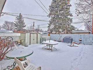 Photo 18: 3617 3619 1 Street NW in CALGARY: Highland Park Duplex Side By Side for sale (Calgary)  : MLS®# C3606677